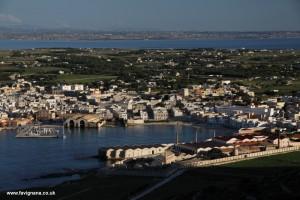 Favignana - Town