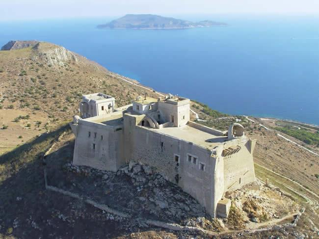 Santa Caterina castle